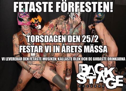 Förfest Tattoo Meltdown 16
